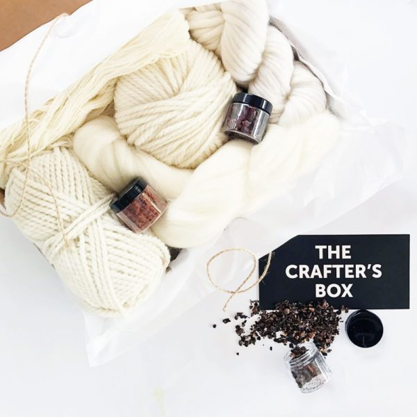 Materials Kit: The Natural Dyer's Kit
