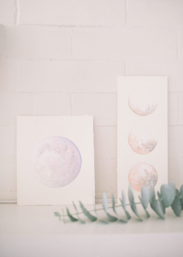 September 2017 | Moon Phases | Katelyn Morse