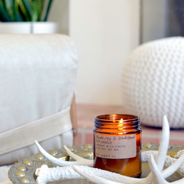 Fragrance Blending with Hand Poured Soy Candles | Kristen Pumphrey