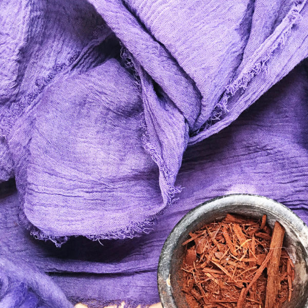 Materials Kit: Logwood Dye