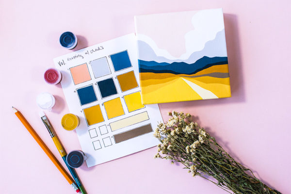 Color Blocking & Color Theory | Colleen Elizabeth