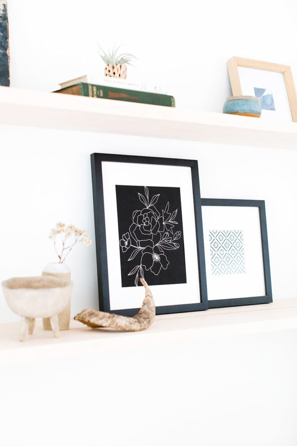 August 2019 Floral Illustrations with Featured Maker Alli Koch