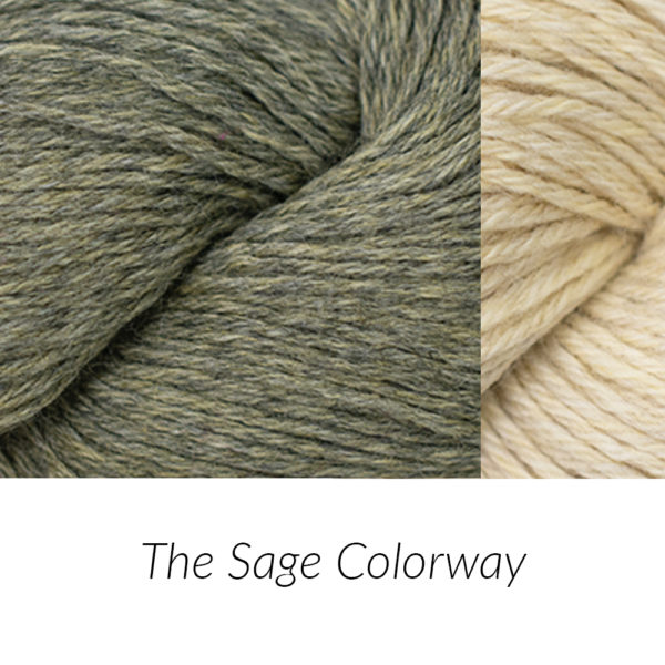 A Sage Colorway | The Crafter's Box