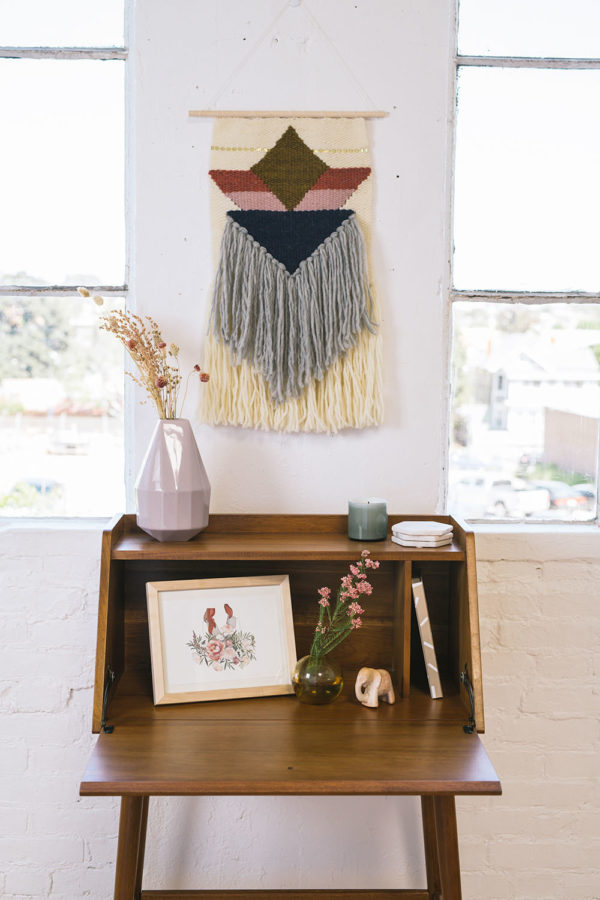 Woven Geometric Shapes | The Crafter's Box