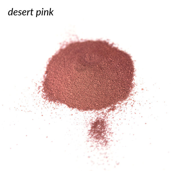 Desert Pink Cement Dye | Christie Lothrop | The Crafter's Box