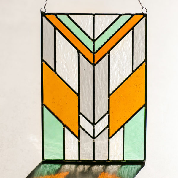 Craftsman-Style   Premium Stained Glass   Lauren Earl