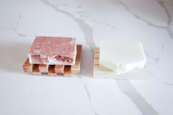 Soap Tray | Artisan Cutting Boards | Grace & Salt