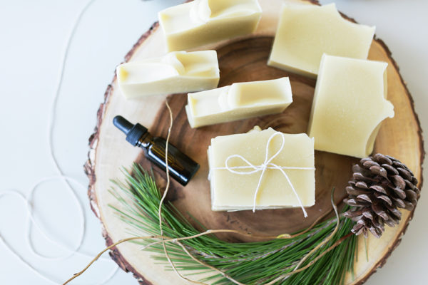 Premium Traditional Cold Press Soap | Ashley Marie | The Crafter's Box