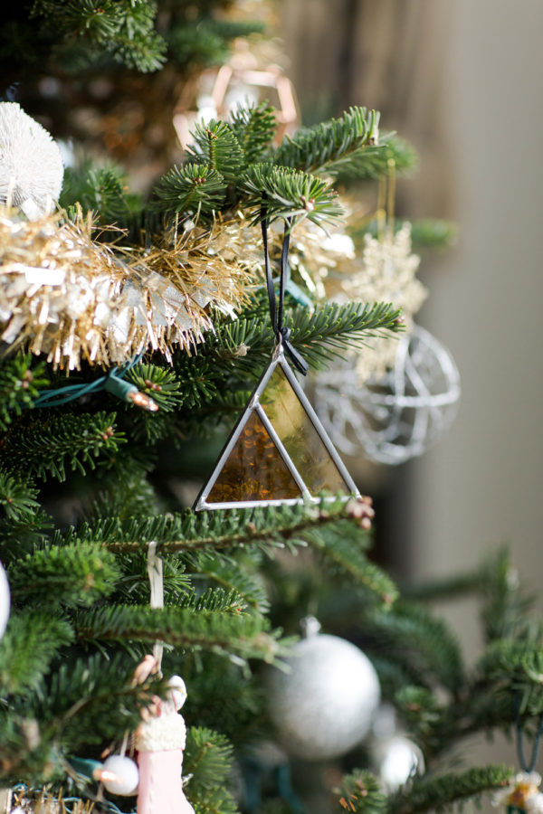 Amber Stained Glass Ornaments | The Crafter's Box