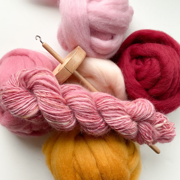 Drop Spindle   Lauren McElroy   Crafter's Box
