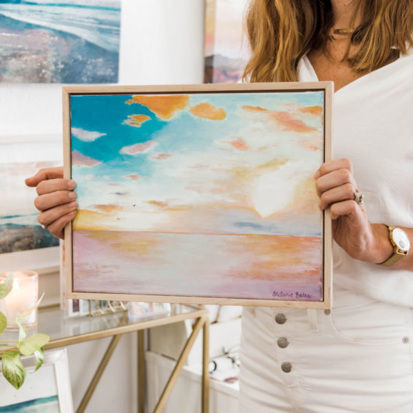 Painting the Sky   Stefanie Bales   Crafter's Box