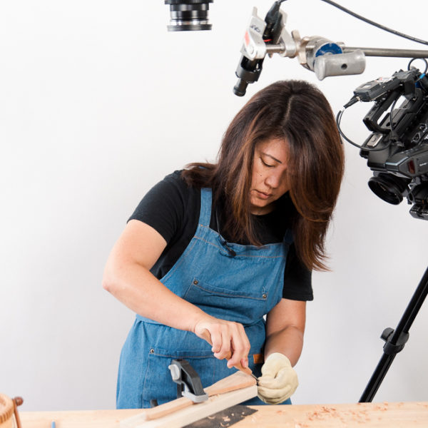Wood Carving | Motoko Smith | The Crafter's Box