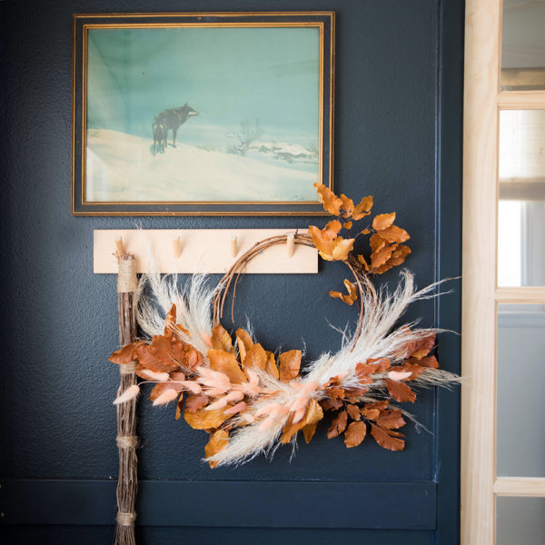 Premium Autumn Dried Wreath Making | Natalie Gill | Native Poppy | The Crafter's Box